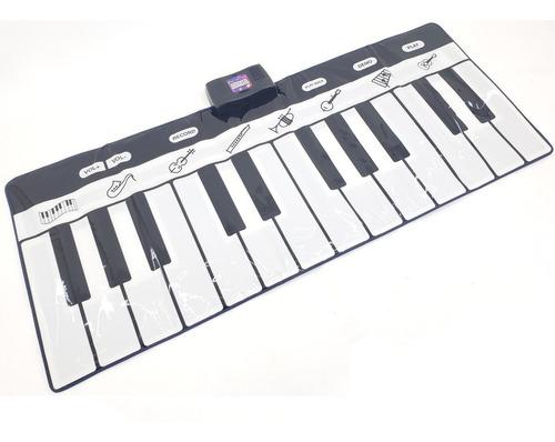 Piano Musical De Tapete Infantil Educativo Teclado Musical