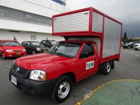 Nissan D-22 Mt 2400cc 4x2 Furgon