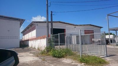Galpão Comercial Para Locação - Jacaré - Cabedelo - Pb - Ga0009