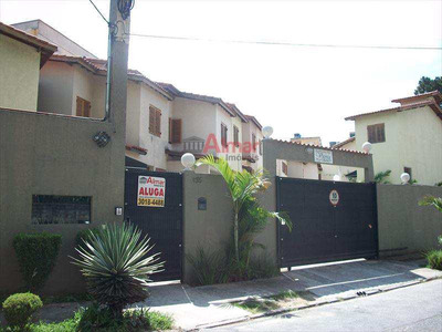 Lindo Sobrado Com 3 Dormitórios Sendo 1 Suíte Em Itaquera - V7272