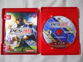 Pes 2013 13 Futbol Fifa Mundial Vendo Juegos Mandos Ps2 Ps3