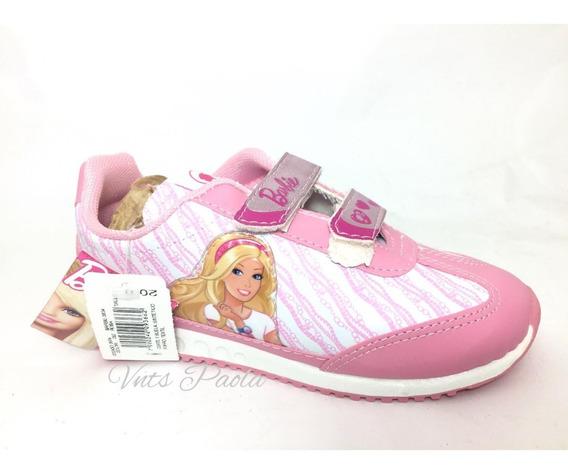 Tenis Barbie De Niña Edición Especial Originales Casuales Rosa