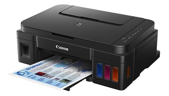 Impresora Multifuncion De Tinta Continua Canon G3100 Wifi