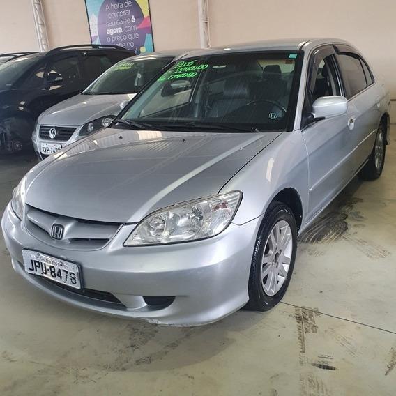 Honda Civic 2006 1.7 Lx Aut. 4p