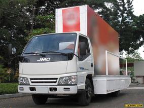 Camion Jmc 2.7l Carro Valla