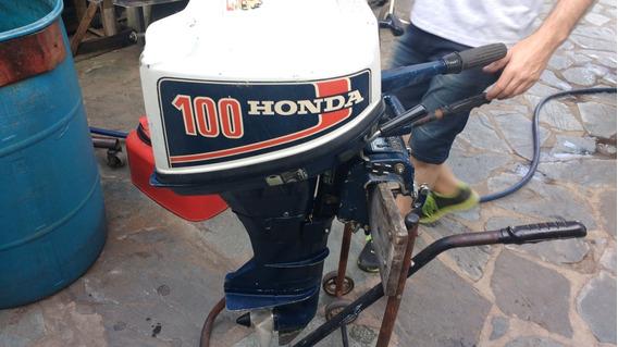 Motor Fuera De Borda Honda 10hp 4 Tiempos Pata Corta