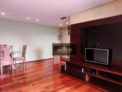 Apartamento À Venda, 72 M² - Panamby - São Paulo/sp - Ap38194