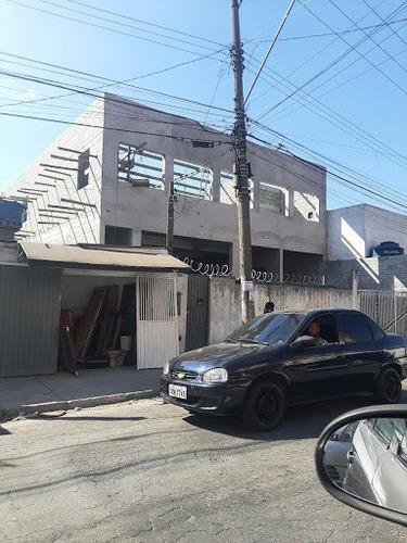 Imagem 1 de 18 de Salão Para Alugar, 390 M² - Jardim Ansalca - Guarulhos/sp - Sl0054
