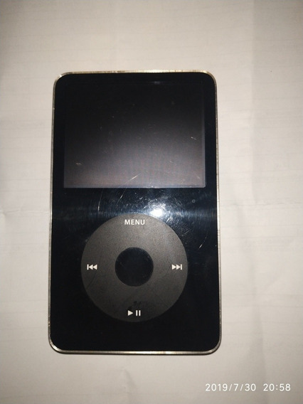 iPod Vídeo 60 Gb Black