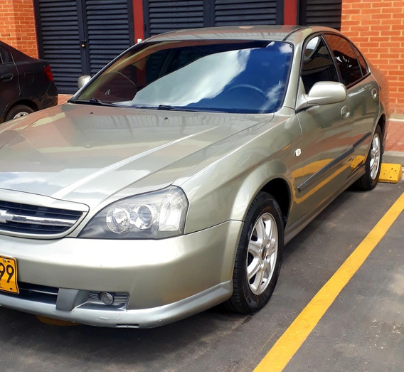Chevrolet Epica Chevrolet