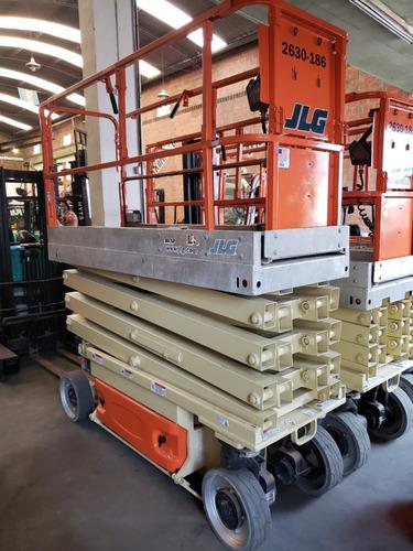 Plataforma Tipo Tijera Eléctrica JLG Eleva Hasta 9.92 Mts