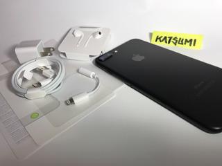 iPhone 7 Plus 256 Preto Matte Apple Igual A Novo Único Dono