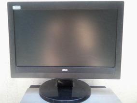 Aoc Lcd Tela 15 - Monitor Auxiliar Computador