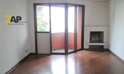 Apartamento Com 3 Dormitórios Para Alugar, 105 M² Por R$ 2.000/mês - Vila Andrade - São Paulo/sp - Ap1506