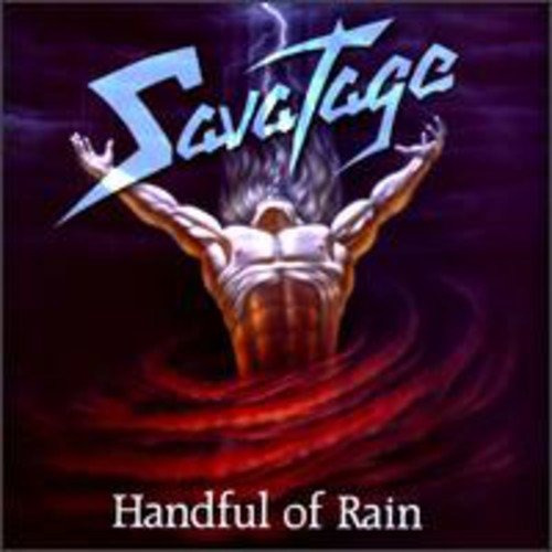Cd : Savatage - Handful Of Rain