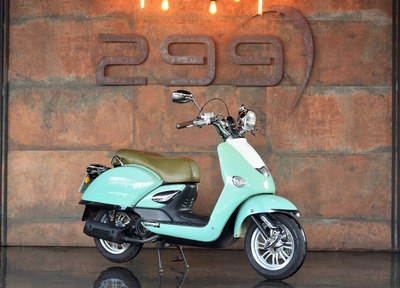Scooter Northstar Lingyu T 27 2011/2012