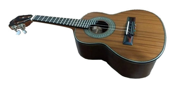 Cavaco Luthier Ariass Imbuia/cedro Novo Com Garantia