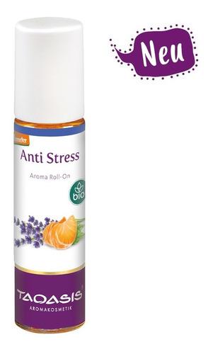 Anti Estrés Aceite Esencial Orgánico Roll On Original Alemán