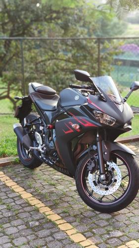 Yamaha Yzf R3 2018 Preta Fosca
