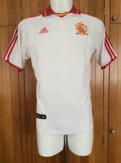 Jersey Selección España Tercer Uniforme 2000-2002 adidas