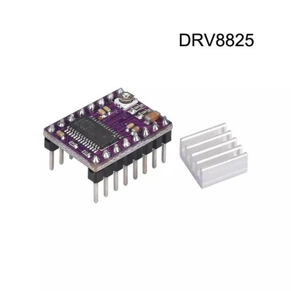 Driver 8825 Drv8825 4und Com Dissipador.