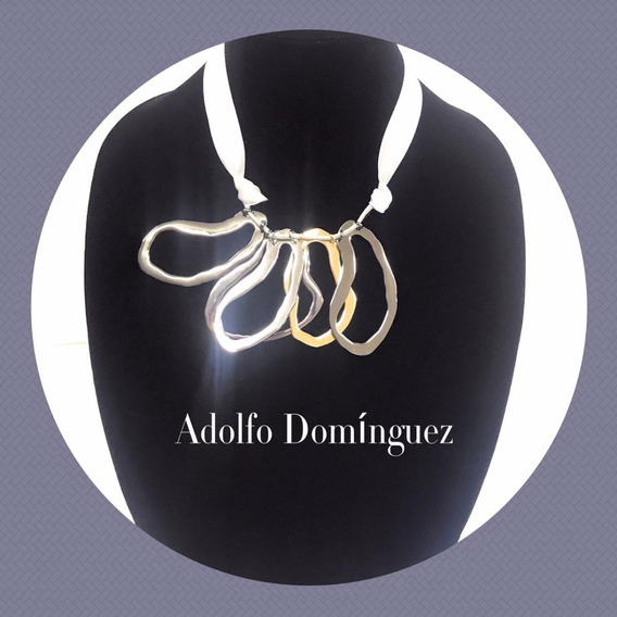 Collar De Lazo Adolfo Dominguez