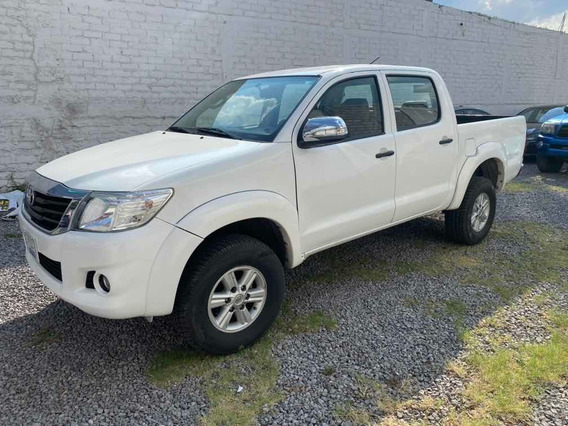 Toyota Hilux 2015 2.7 Chasis Cabina Mt