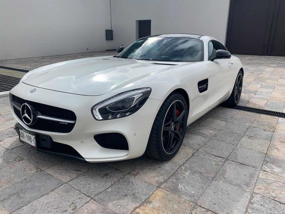 Mercedes-benz Gt Gts Biturbo Amg