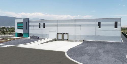 Imagen 1 de 2 de Bodega Industrial En Renta En Escobedo