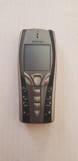Celular Nokia 7200 Antigo Sony Lg Sony Samsung Motorola
