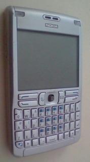 Smartphone Nokia E62-1 Prata E-series - Desbloqueado