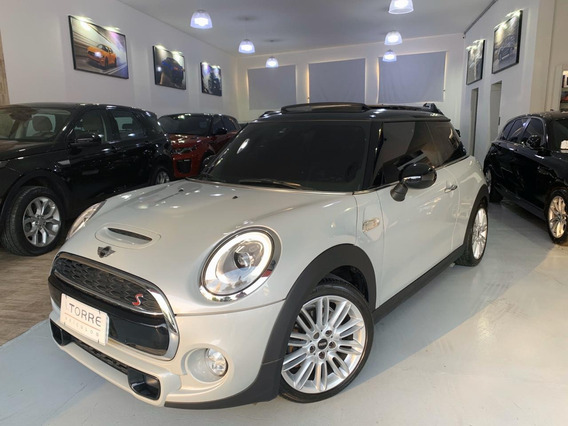 Mini Cooper 2.0 S Top 16v Turbo Gasolina 2p Aut
