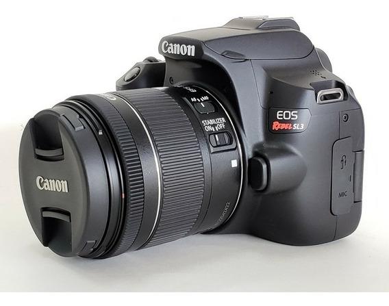 Canon Sl3 Kit Com Lente 18-55