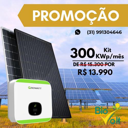 Imagem 1 de 2 de Projeto Completo Energia Fotovoltaica