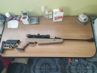 Rifle Swiss Arms Calibre 4.5