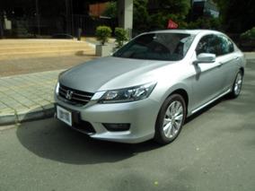 Honda Accord Exl 2014 At Plata