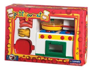 Juguete Set Cocina Con Horno Y Accesorios Lionels N314