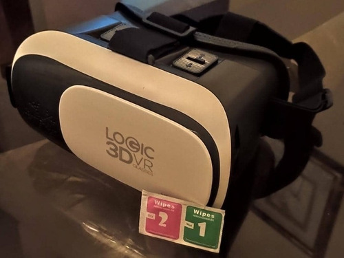 Lentes 3d Vr Logic