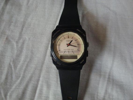 Relógio Casio Ag-33w Leia Descrição!!!