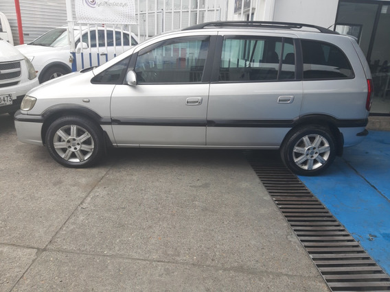 Chevrolet Zafira Gls 2.0, 7 Puestos 2005