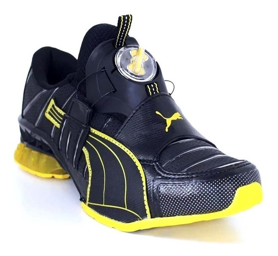 Tênis Masculino Puma Disc Disk Cell Aether Frete Gratis!