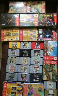 Juegos Nintendo 64 Zelda Mario 007 N64 Alquiler Renta Games