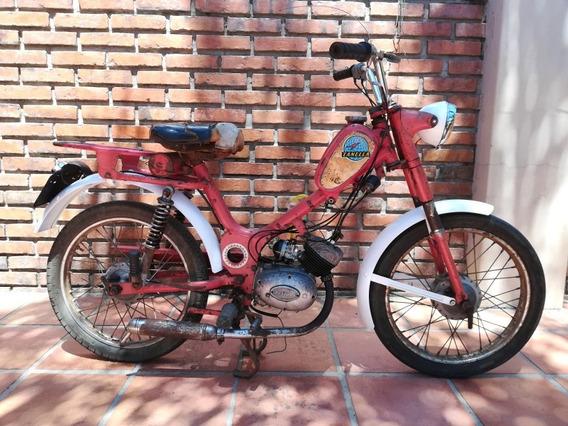 Zanella Bambina 49cc 2 Tempos