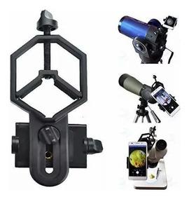 Suporte Adaptador De Celular P/ Luneta, Microscópio,monoculo