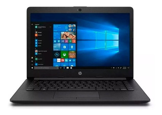 Notebook Hp 14-ck0051la Cel 4000 4-500gb