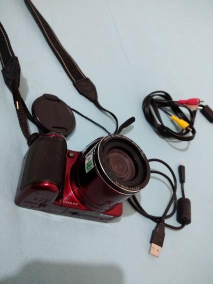 Câmera Coolpix L810 Nikon Usada