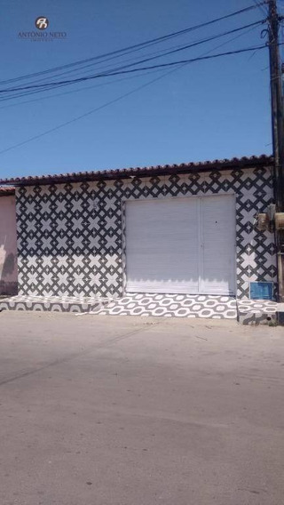 Casa Com 3 Dormitórios Para Alugar, 160 M² Por R$ 750,00/mês - São Cristóvão - Fortaleza/ce - Ca0137