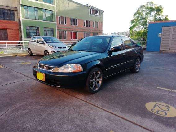 Honda Civic Lx 1,5 1996