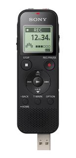 Sony Grabadora De Voz Digital Estéreo Sony Icd-px470 4gb Usb