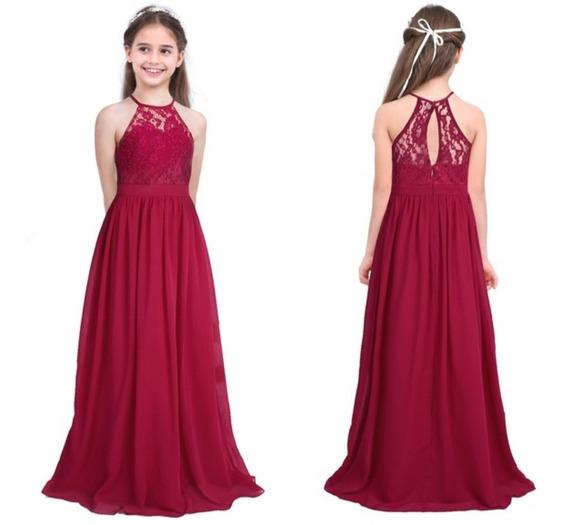 Vestidos Niñas Y Adolescente Alta Costura By Plutonio